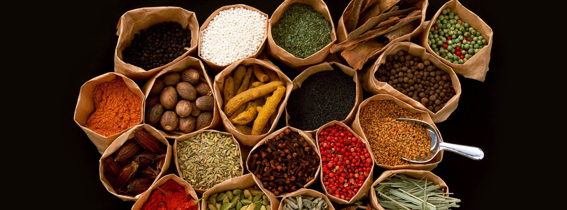 Spices of Madagascar